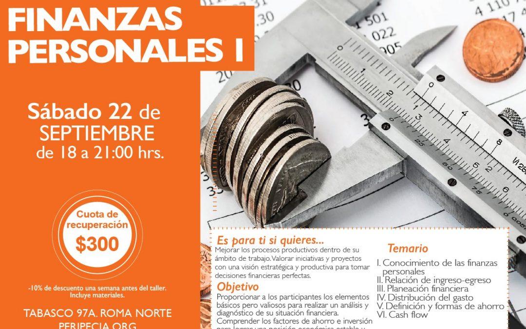 Finanzas Personales 1