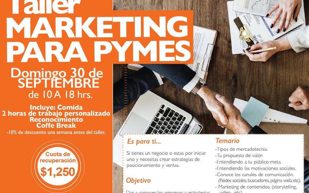 MKT para PyMes